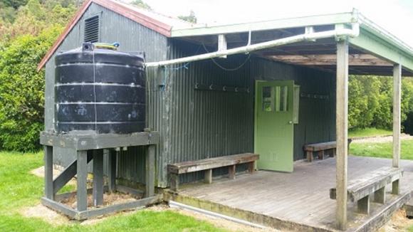 Parawai Lodge.