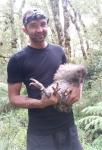 Sanjay Thakur and Blackbeard.