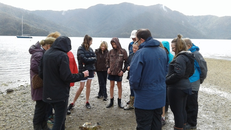 Marlborough students get involved in teaching conservation