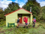 Browning Hut Mt Richmond 📷: Ray Salisbury, www.hotpixels.co.nz