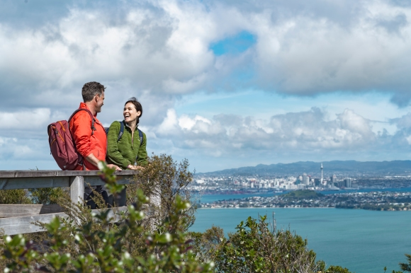 Rangitoto Summit Track 📷: Fraser Clements