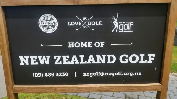 Home of NZ Golf