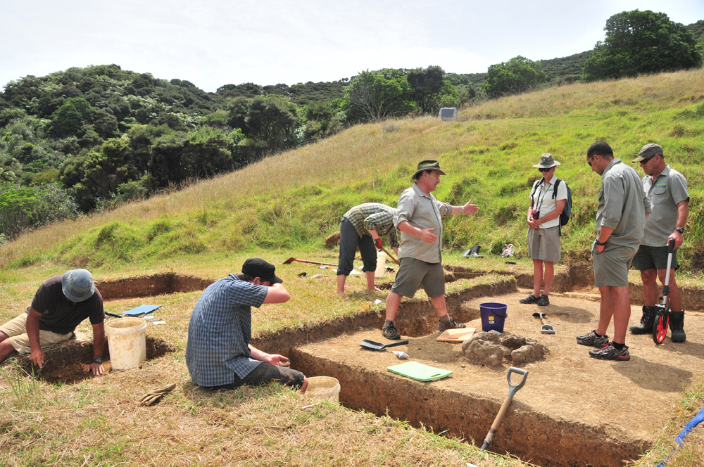 New Zealand Archaeology Week: What's on